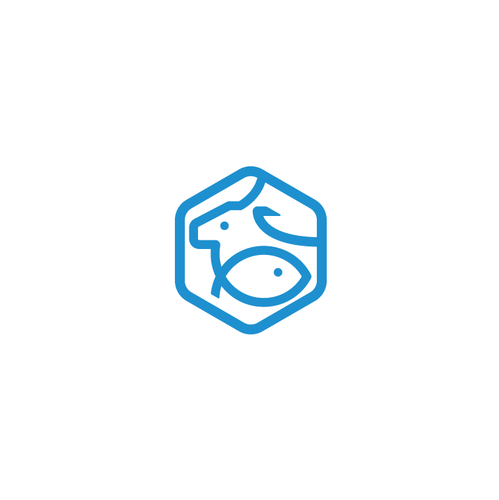 Design with the title 'Fish&Hunt Stats'