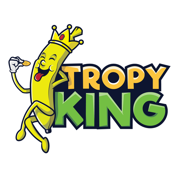 Tongue logo with the title 'we need a truly unique logo for our new UK snack making brand'