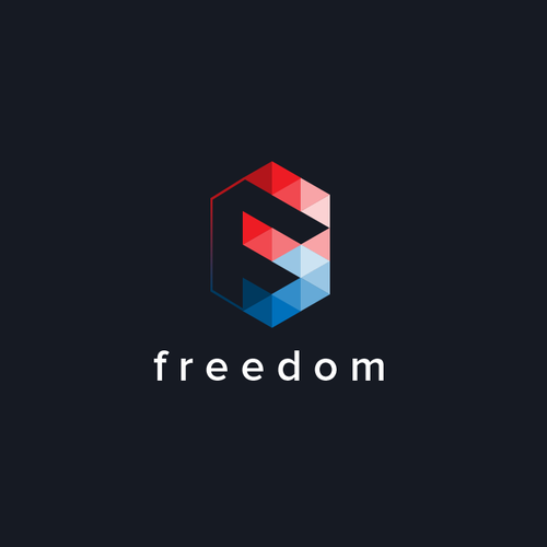 Discovery design with the title 'Freedom'