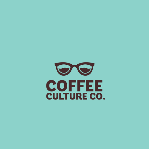Premium logo with the title 'CoffeeCulture Co.'
