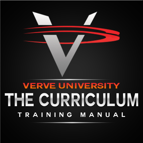 """University design with the title 'Design the cover logo for """"the curriculum"""" - our company training manual'"""