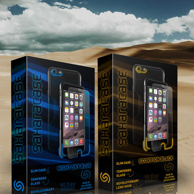 Retail Phone Case Packaging