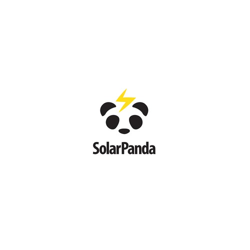 Volt logo with the title 'Solar Panda'