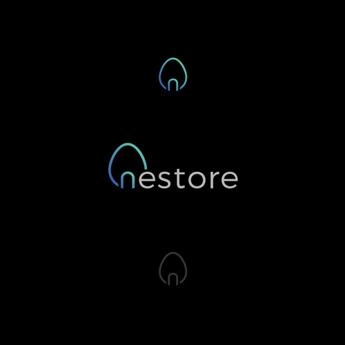 Nest design with the title 'Nestore'