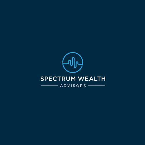 Spectrum design with the title 'Spectrum Wealth Advisors'