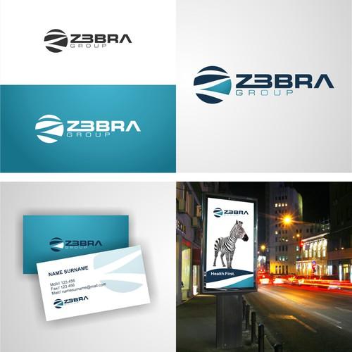 Zebra logo with the title 'Z3BRA GROUP'