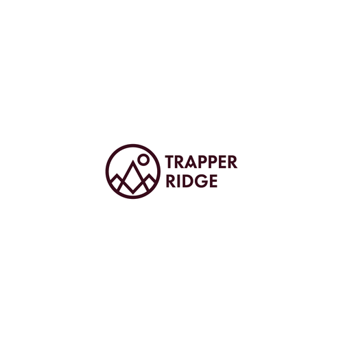 Spin logo with the title 'Trapper Ridge'