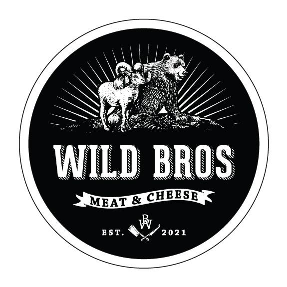 Brotherhood logo with the title 'Wild Bros'