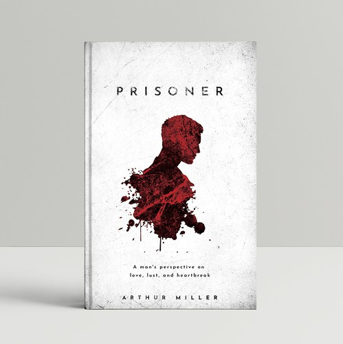 Nonfiction book cover with the title 'Prisoner'