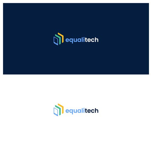 Book brand with the title 'Equalitech'