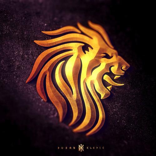 Lion design with the title 'Hanto Union Jiu-Jitsu'