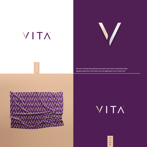 High-end logo with the title 'VITA™'