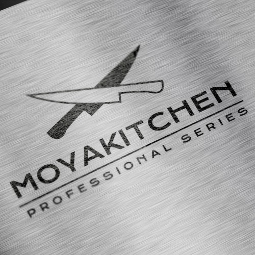 Kitchenware design with the title 'logo of kitchenware products seller'