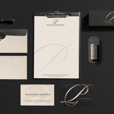 Elegant Luxury Branding