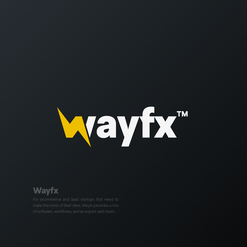 Bolt logo with the title 'wayfx'