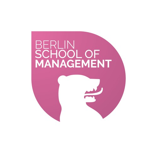 Berlin logo with the title 'Berlin School of Management '