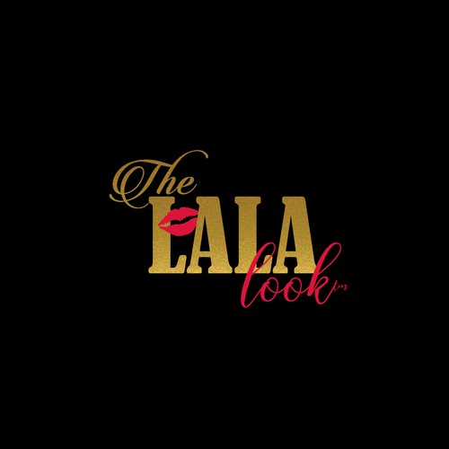 Look logo with the title 'The LALA Look logo'