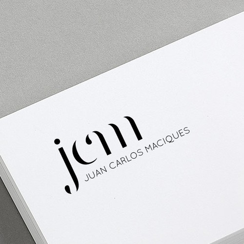 Stylist logo with the title 'Juan Carlos Maciques'