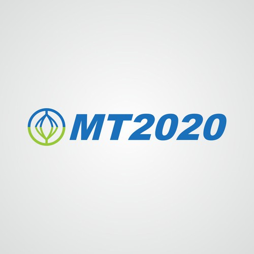 Stroke logo with the title 'Logo concept for MT2020'