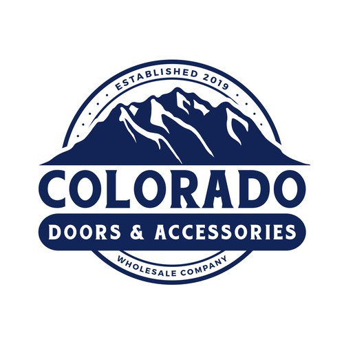 Colorado logo with the title 'Colorado Doors & Accessories'