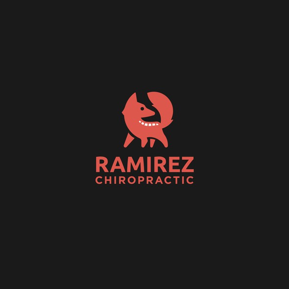 Pain design with the title 'Ramirez Chiropractic'