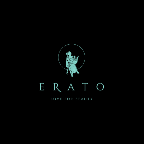 Muse logo with the title 'Erato'