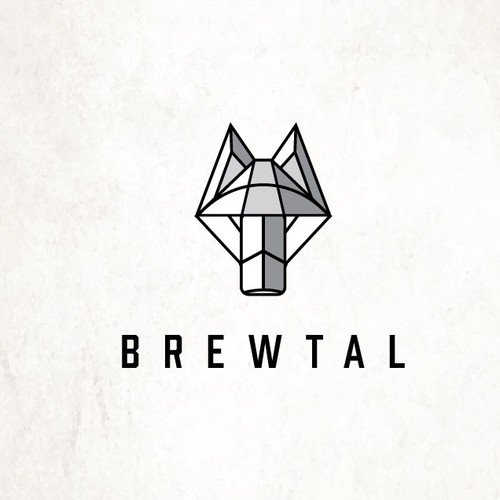 Iconic design with the title 'BREWTAL'