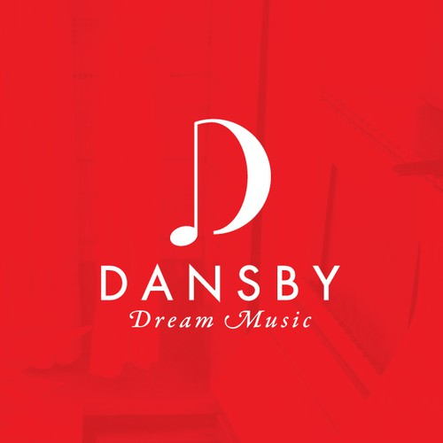 Artist design with the title 'Dansby Dream Music'