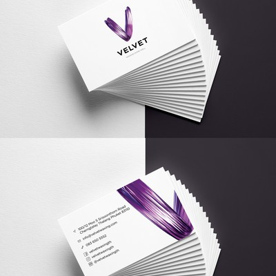 Business Card for Beauty Salon