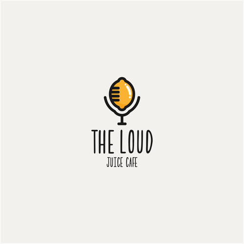 Juice brand with the title 'The Loud'
