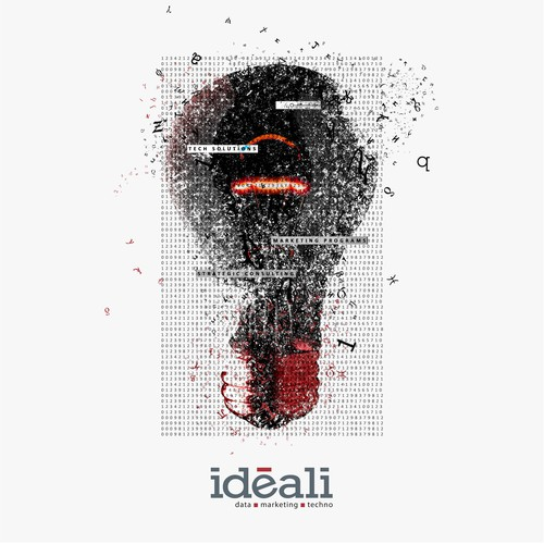 Idea artwork with the title 'Commercial Artwork'