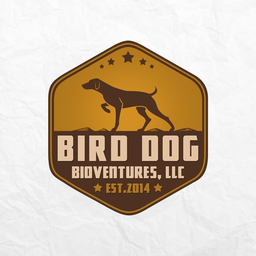 Corporate identity logo with the title 'A logo design for Animal care company!'