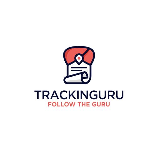 Sensei logo with the title 'Trackiguru'