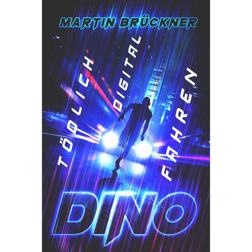 Technology book cover with the title '''Dino'' book cover'