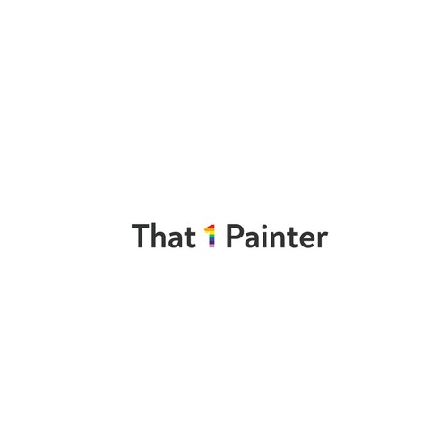 Paint brand with the title 'That 1 Painter'