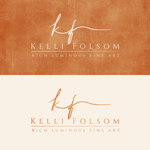 Autumn logo with the title 'Elegant logo for a professional'