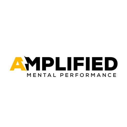 Bolt design with the title 'Amplified'