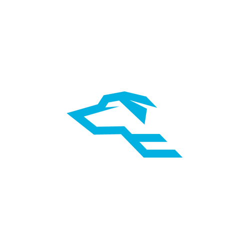 Symbol logo with the title 'logo in a modern / minimal style'