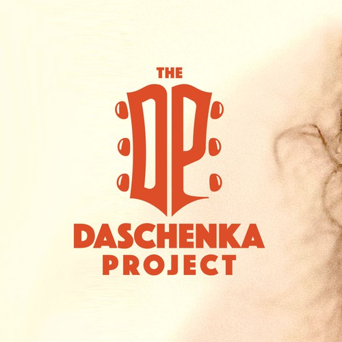 Music design with the title 'Logo for The Daschenka Project.'