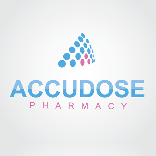 Pill logo with the title 'Accudose Pharmacy'