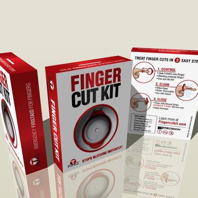 Finger CUT KIT T-Ring