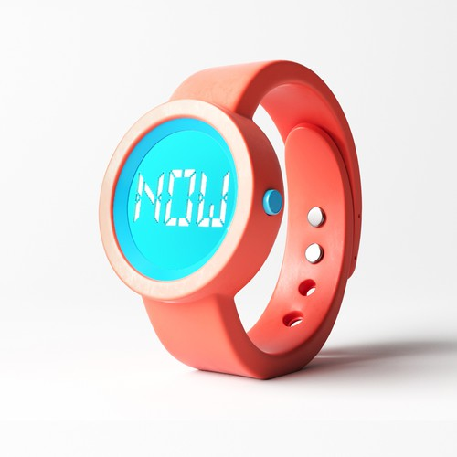 3-dimensional design with the title 'Design a Fashion Forward Watch Accessory'