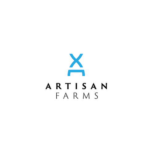 Mill design with the title 'Artisan Farms'