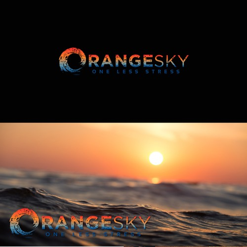 Doctor logo with the title 'OrangeSky'