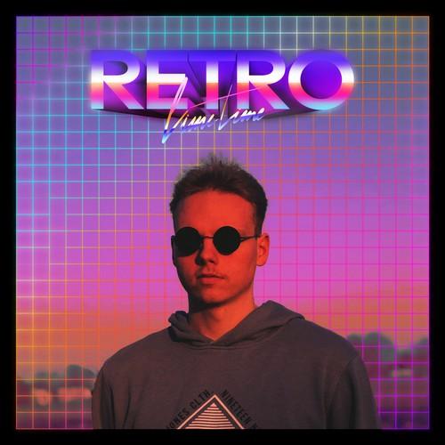 Retro design with the title 'Retro - Limetime '