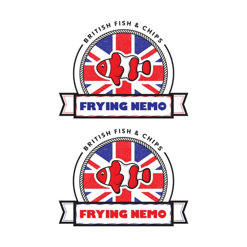Rope logo with the title 'Frying Nemo 2'