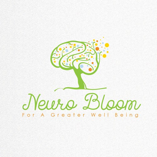 Birch logo with the title 'Blooming Brain Tree'