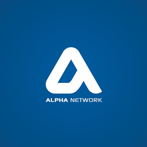 TV logo with the title 'ALPHA network'
