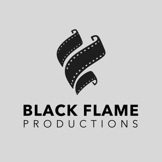 """Photography design with the title 'Cool, masculine Logo for company name """"Black Flame""""'"""