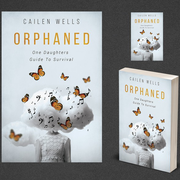 Guide book cover with the title 'Orphaned'